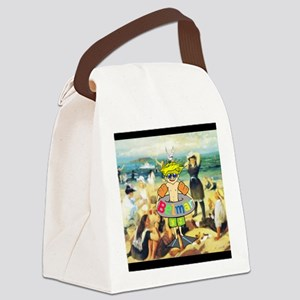 Belmar NJ Canvas Lunch Bag