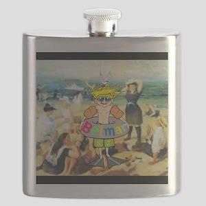 Belmar NJ Flask