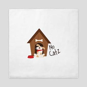 No Catz Queen Duvet