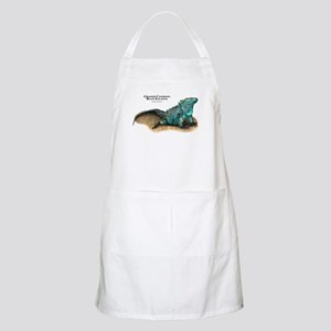 Grand Cayman Blue Iguana Apron