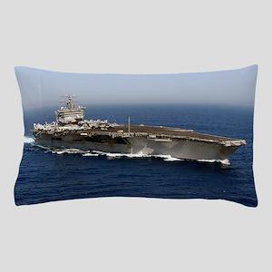 USS Enterprise CVN 65 Pillow Case