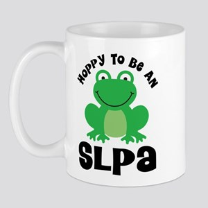 SLPA frog Mug