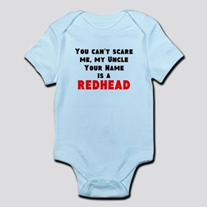 My Uncle Is A Redhead (Custom) Body Suit