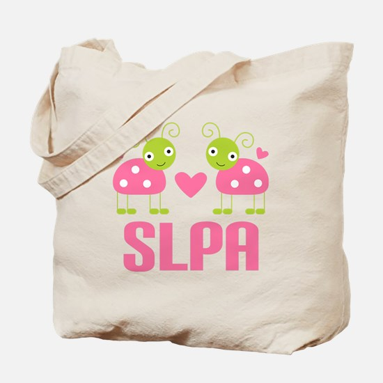 SLPA ladybugs Tote Bag