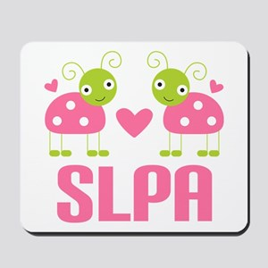 SLPA ladybugs Mousepad