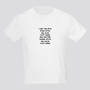 Good Looks Bad Smells Aunt Uncle T-Shirt