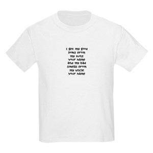 0df92ffd91 Got Good Looks From Uncle Kids Clothing & Accessories - CafePress