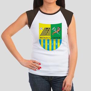Metalist Harkiv Women's Cap Sleeve T-Shirt