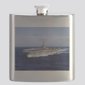 USS Abraham Lincoln CVN-72 Flask