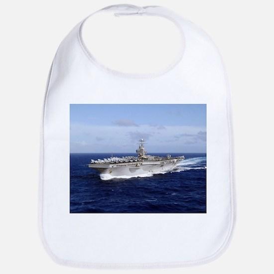 USS Abraham Lincoln CVN-72 Bib