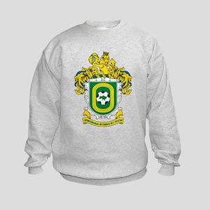 Ukrainian Premier League (Per Kids Sweatshirt