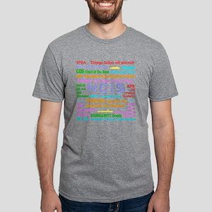 NCIS TV Acronyms T-Shirt