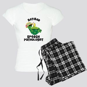Retired Speech Pathologist Women's Light Pajamas