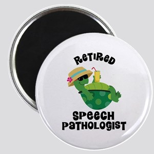 Retired Speech Pathologist Magnet