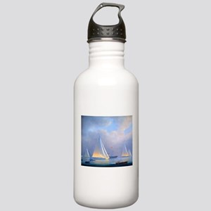Vintage Sailboat Stainless Water Bottle 1.0L