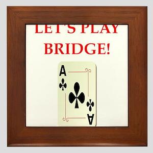 bridge Framed Tile