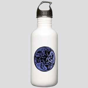 Celtic Chasing Hounds Stainless Water Bottle 1.0L