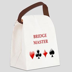BRIDGE Canvas Lunch Bag