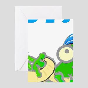 Shofar for Rosh Hashanah Greeting Cards