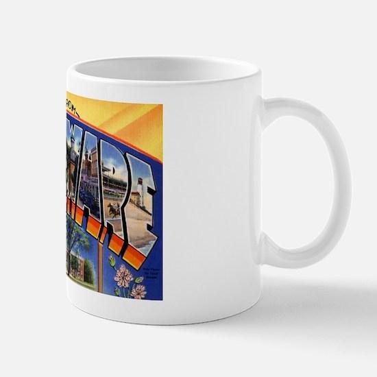 Delaware Greetings Mug