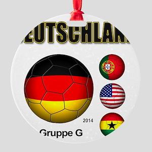 Deutschland 2014 Ornament
