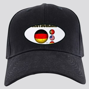 Deutschland 2014 Baseball Hat