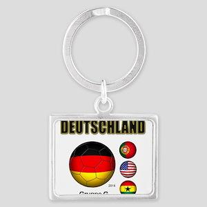 Deutschland 2014 Keychains