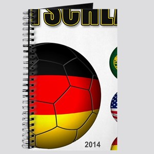 Deutschland 2014 Journal