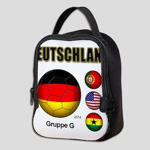 Deutschland 2014 Neoprene Lunch Bag