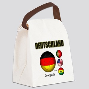 Deutschland 2014 Canvas Lunch Bag