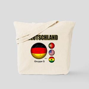 Deutschland 2014 Tote Bag
