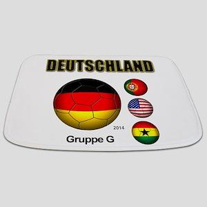 Deutschland 2014 Bathmat