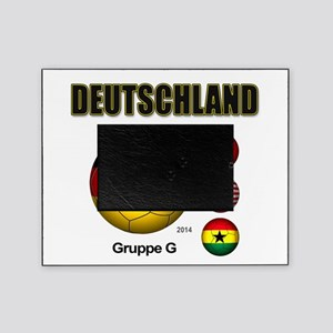 Deutschland 2014 Picture Frame