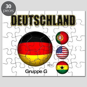 Deutschland 2014 Puzzle