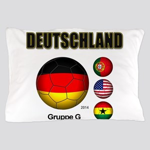 Deutschland 2014 Pillow Case