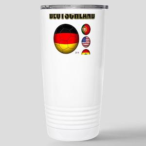 Deutschland 2014 Travel Mug