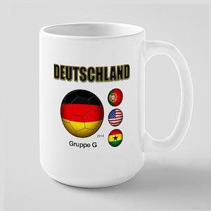 Deutschland 2014 Mugs