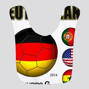 Deutschland 2014 Bib
