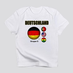 Deutschland 2014 Infant T-Shirt