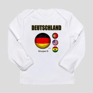 Deutschland 2014 Long Sleeve T-Shirt