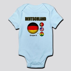 Deutschland 2014 Body Suit