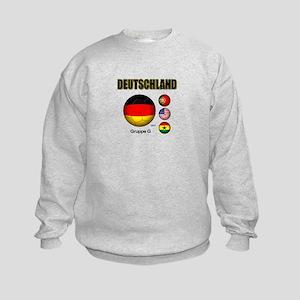 Deutschland 2014 Sweatshirt