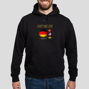 Deutschland 2014 Hoodie
