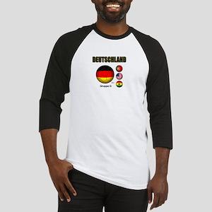 Deutschland 2014 Baseball Jersey