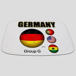 Germany-Soccer-2014 Bathmat