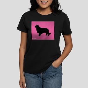 Clumber iPet Women's Dark T-Shirt