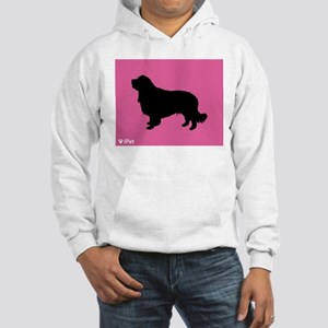 Clumber iPet Hooded Sweatshirt