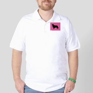 Clumber iPet Golf Shirt