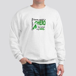 Cerebral Palsy HeavenNeededHero1 Sweatshirt