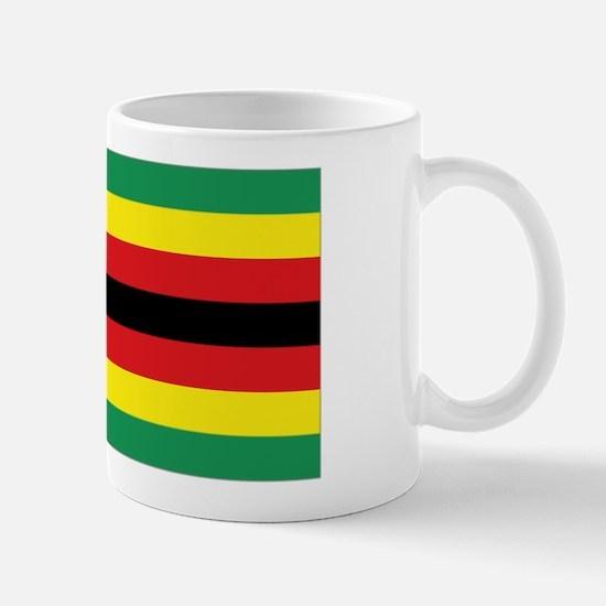 Flag Zimbabwe Mug